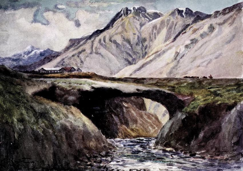 Argentina, Past and Present - Puente Del Inca : The Famous Natural Bridge (1914)