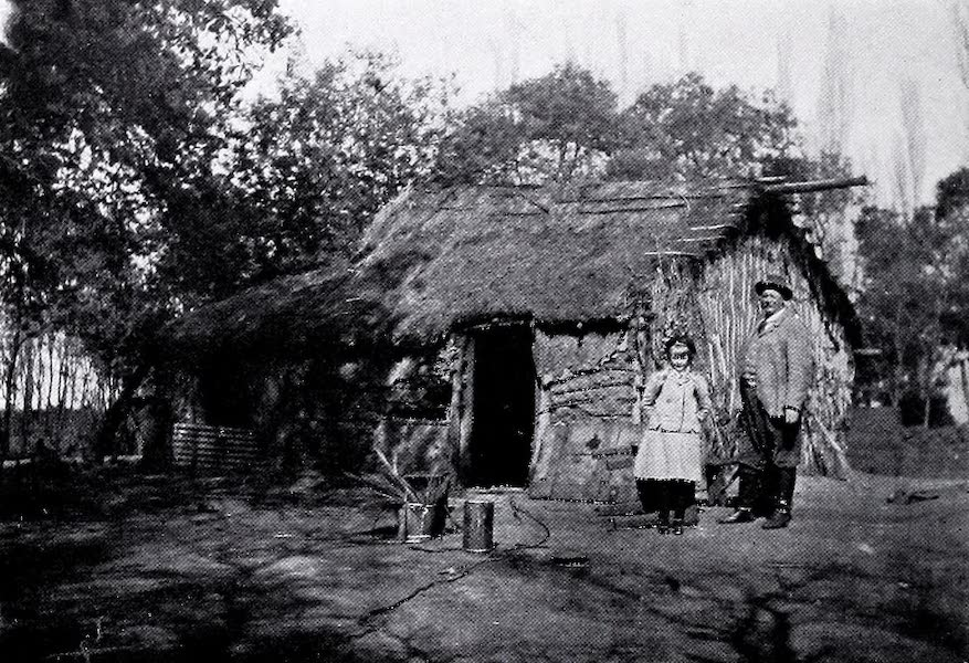 Argentina, Past and Present - The First Rancho : A Relic of Old Days (1914)