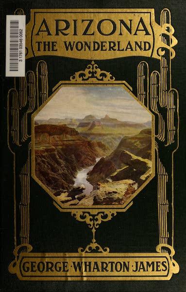 Arizona, The Wonderland - Front Cover (1917)