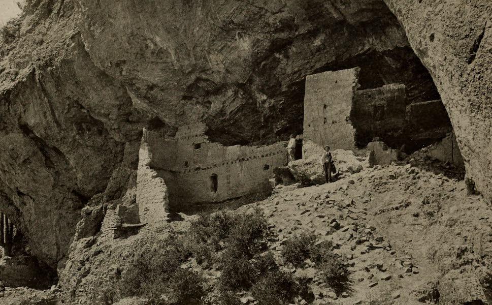Arizona, The Wonderland - Cliff-Dwellings near Roosevelt Dam, Arizona (1917)