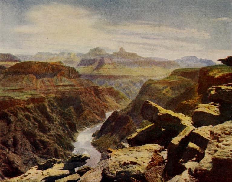 Arizona, The Wonderland - The Grand Canyon of Arizona (1917)