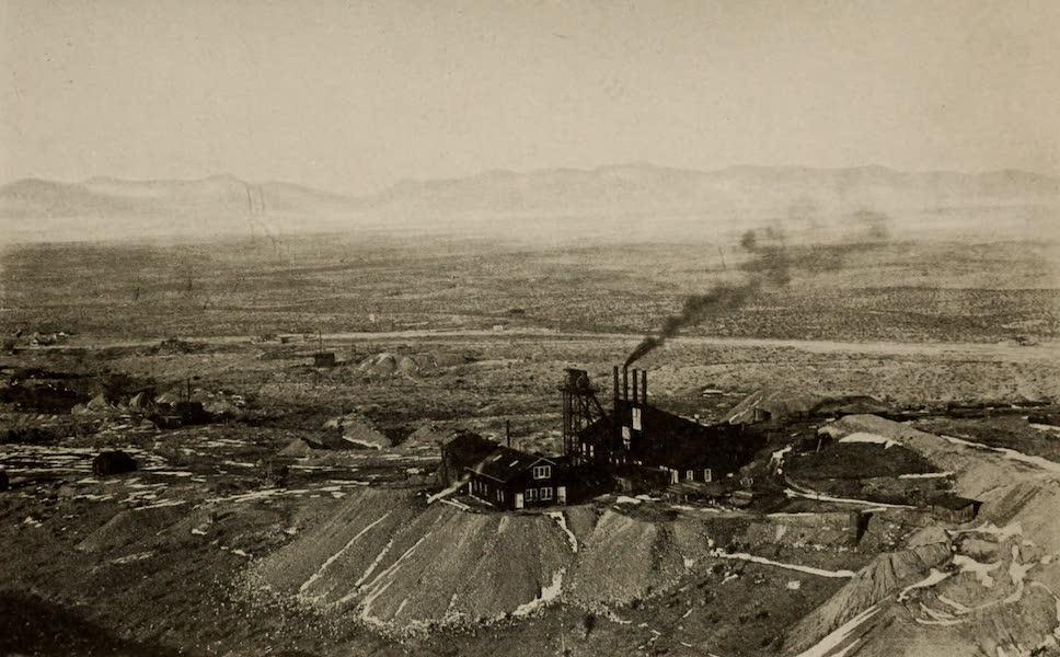 Arizona, The Wonderland - A Typical Mining Scene, Yavapai County, Arizona  (1917)