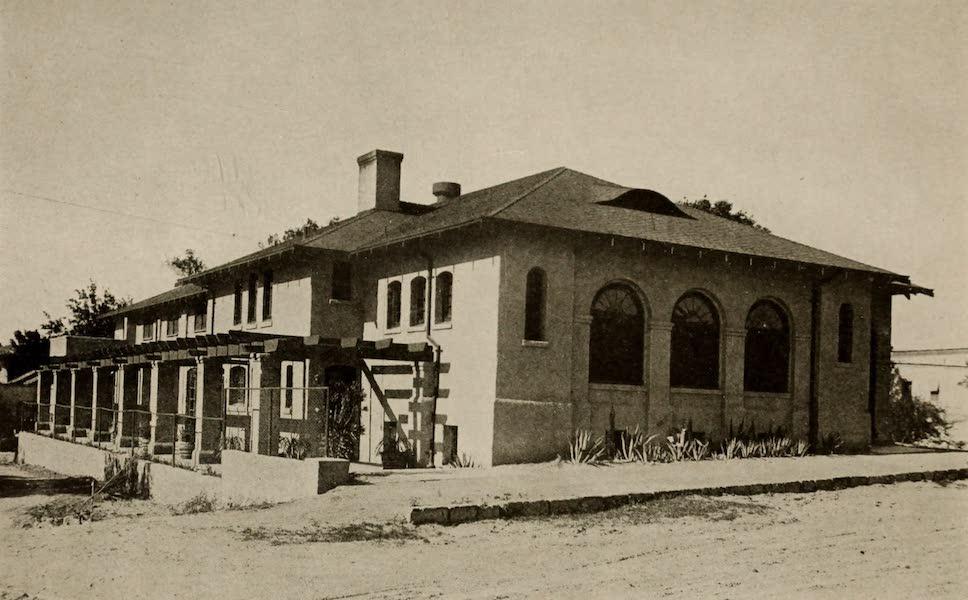 Arizona, The Wonderland - Woman's Club House, Tucson, Arizona (1917)