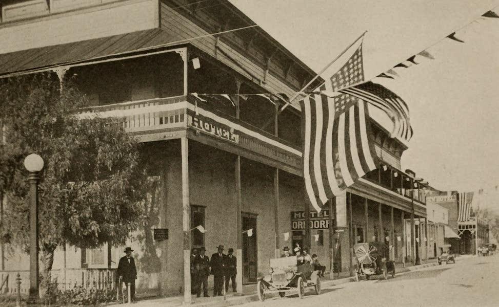 Arizona, The Wonderland - The Orndorff, the Oldest Hotel in Tucson, Arizona (1917)