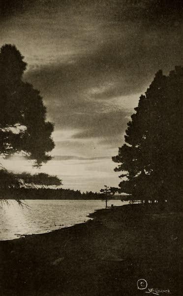 Arizona, The Wonderland - Lake Mary, near Flagstaff, Arizona (1917)