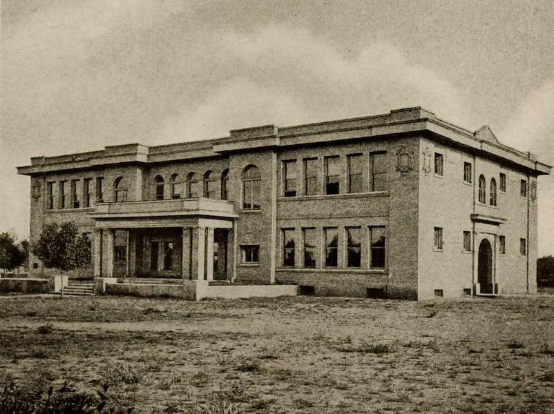 Arizona, The Wonderland - High School, Douglas, Arizona (1917)