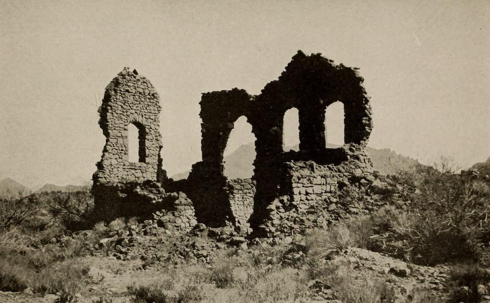 "Arizona, The Wonderland - Ruins of ""Wolfville,"" Arizona (1917)"