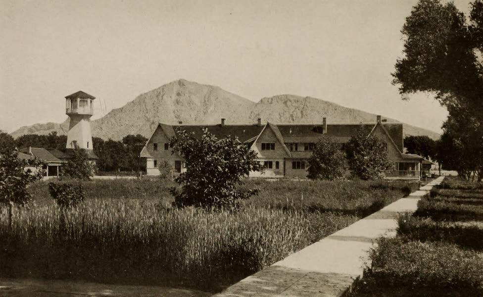 Arizona, The Wonderland - Ingleside Club House, near Phoenix, Arizona (1917)