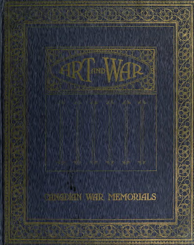 California Digital Library - Art & War; Canadian War Memorials