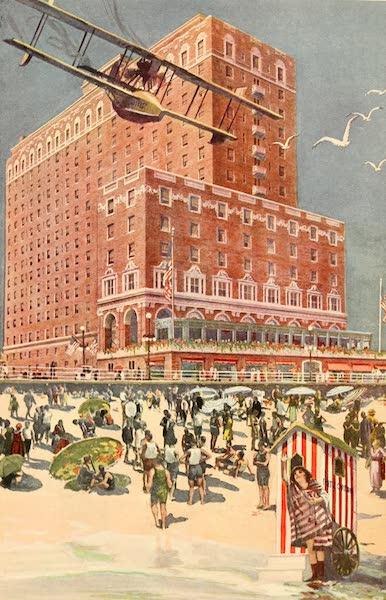 Atlantic City, the World's Play Ground - Ritz-Carlton Hotel (1922)
