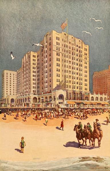 Atlantic City, the World's Play Ground - Ambassador Hotel (1922)