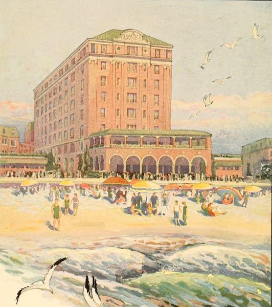 Atlantic City, the World's Play Ground - The New Shelburne (1922)