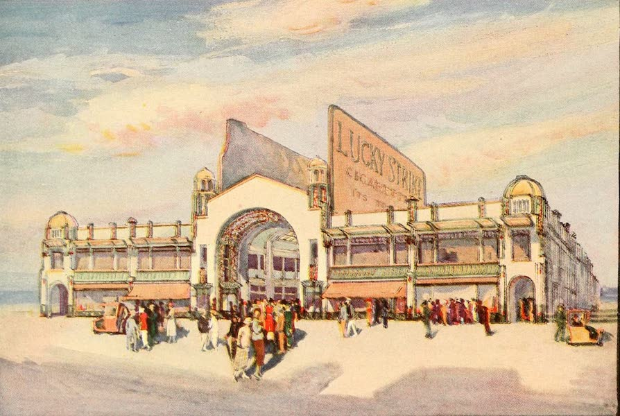 Atlantic City, the World's Play Ground - New Central Pier (1922)