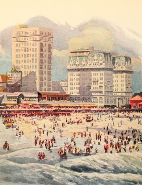 Atlantic City, the World's Play Ground - St. Charles Hotel and