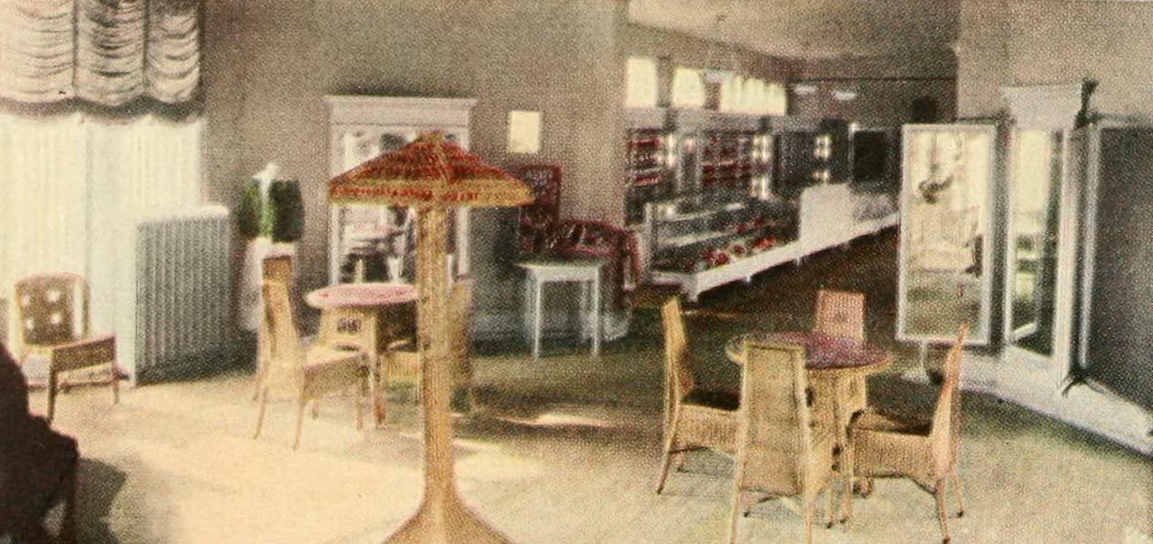 Atlantic City, the World's Play Ground - Fleisher Yarn Shop (1922)