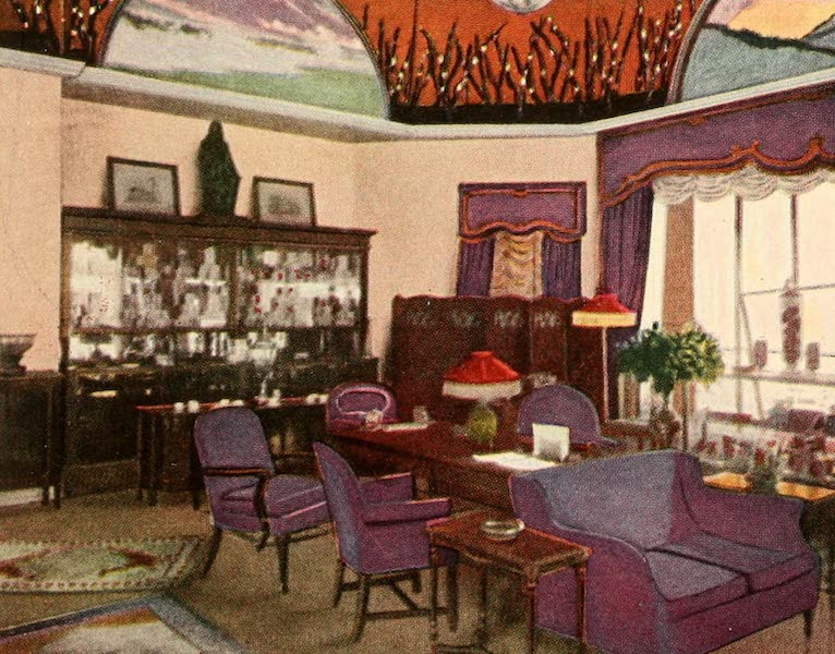 Atlantic City, the World's Play Ground - Wilbur Chocolate Shop (1922)