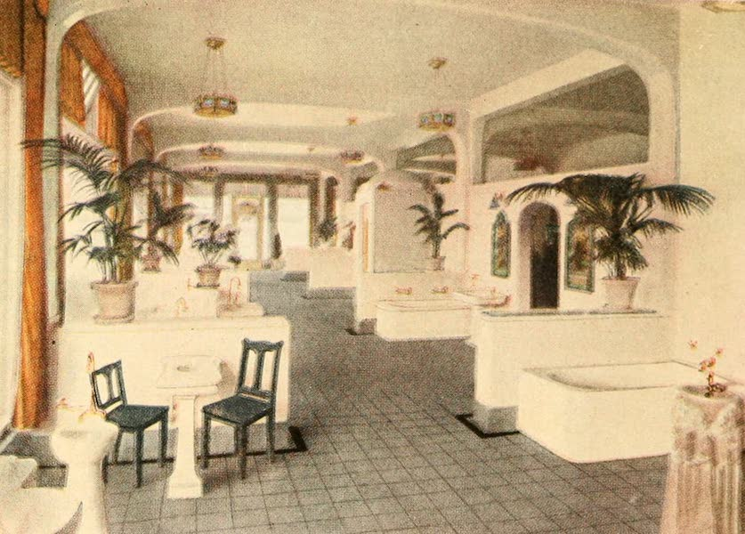 Atlantic City, the World's Play Ground - National Exhibit of Crane and Co. (1922)