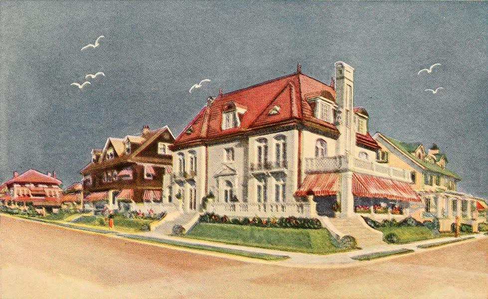 Atlantic City, the World's Play Ground - Atlantic City Residential Home [II] (1922)
