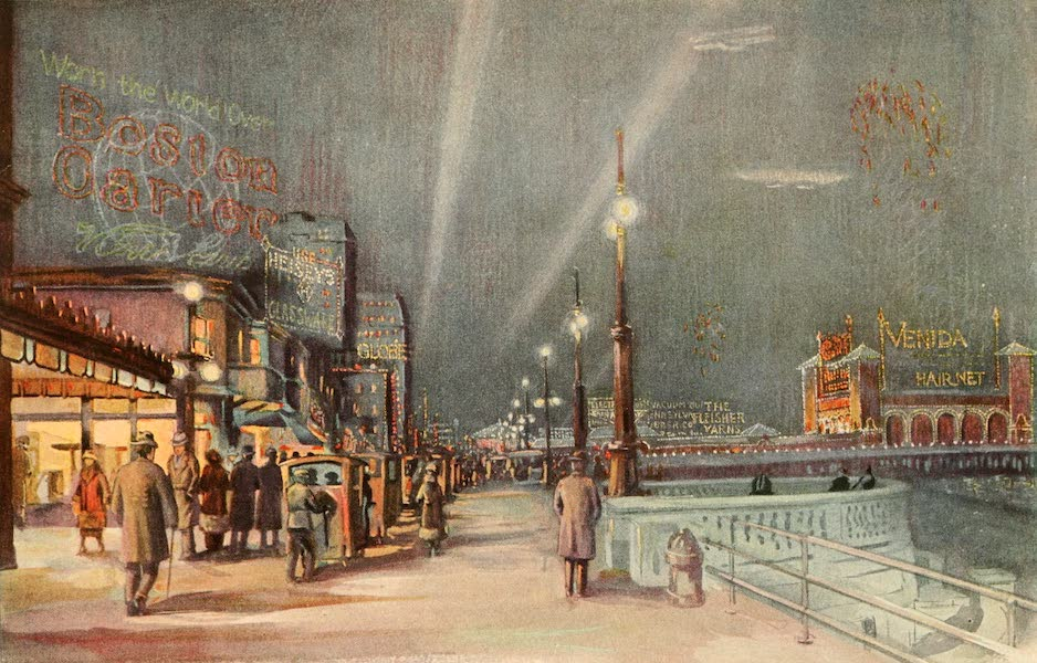 Atlantic City, the World's Play Ground - The Night is Day Time (1922)