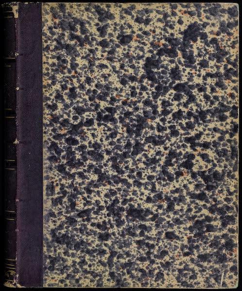 Atlas de Historia fisica y Politica de Chile Vol. 1 - Front Cover (1854)