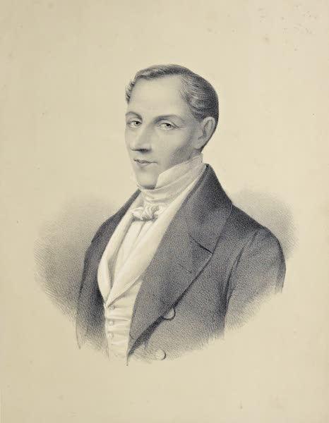 Atlas de Historia fisica y Politica de Chile Vol. 1 - Diego Portales [Chilean Minister of the Interior] (1854)