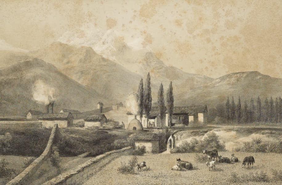Atlas de Historia fisica y Politica de Chile Vol. 1 - Chelinga Illapel (1854)