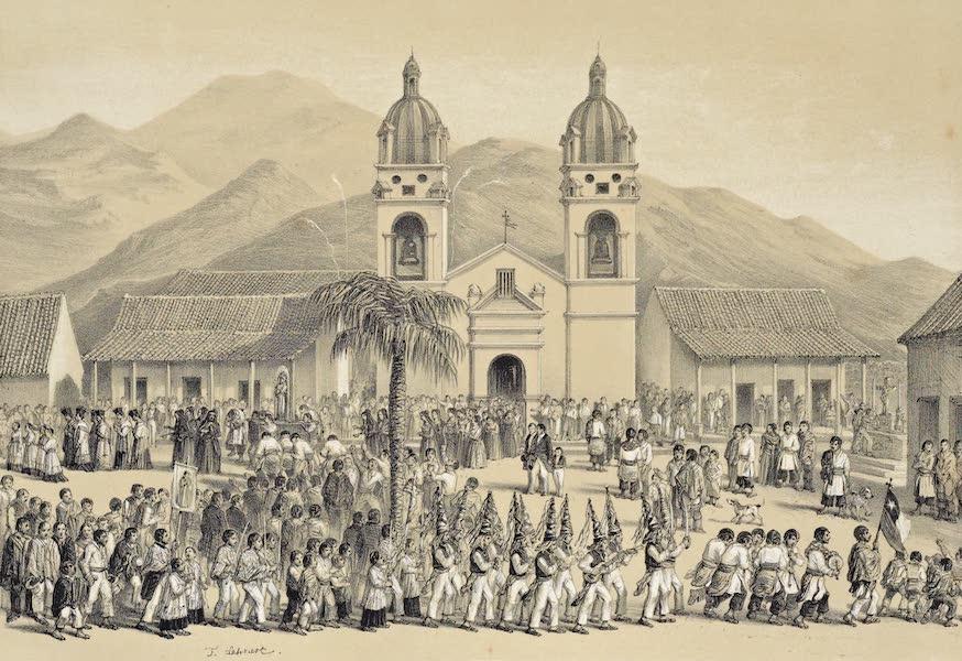 Atlas de Historia fisica y Politica de Chile Vol. 1 - Andacollo (26 Dicciembre 1836) (1854)
