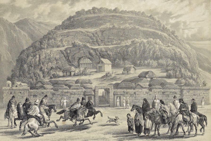 Atlas de Historia fisica y Politica de Chile Vol. 1 - Arauco (1839) (1854)