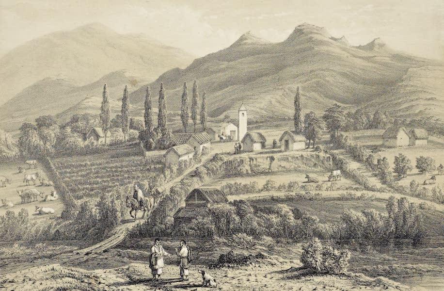 Atlas de Historia fisica y Politica de Chile Vol. 1 - Cogoti (1837) (1854)