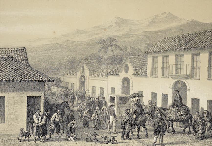 Atlas de Historia fisica y Politica de Chile Vol. 1 - El Viatico (Santiago) (1854)