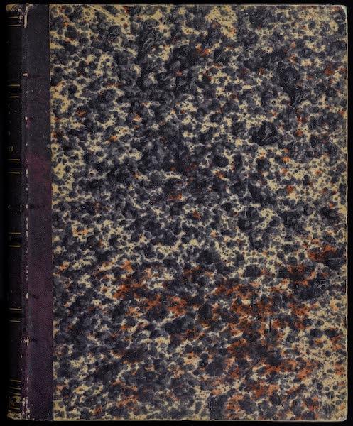 Atlas de Historia fisica y Politica de Chile Vol. 2 - Front Cover (1854)