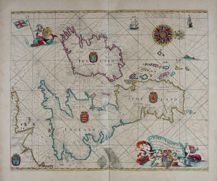 A chart of the Narrow seas
