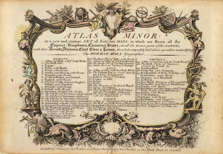 English - Atlas Minor