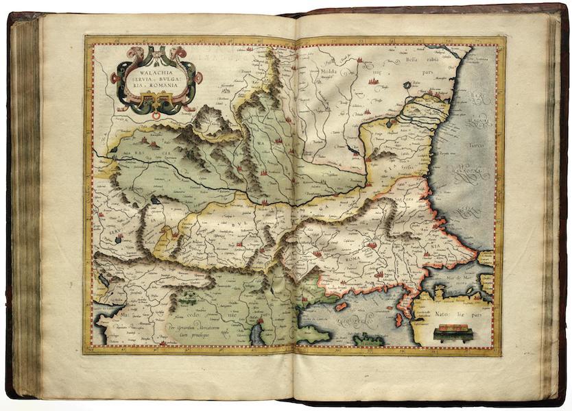 Wallachia, Servia, Bulgaria, Romania
