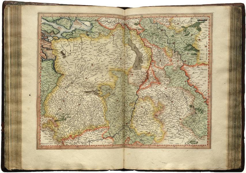 Brabantia, Gulice et Cleve