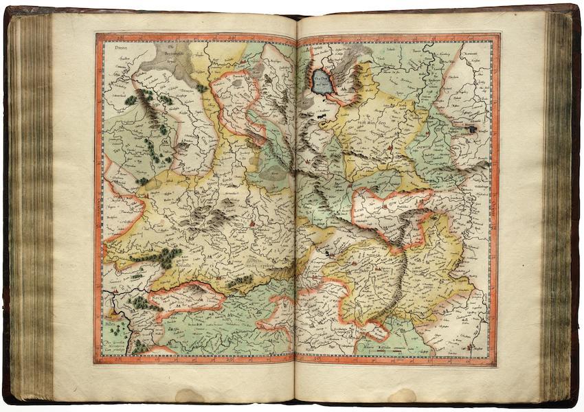 Atlas sive Cosmographicae - Westfalia [II] (1595)
