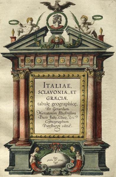 Italiæ, Sclavoniæ, et Græciæ