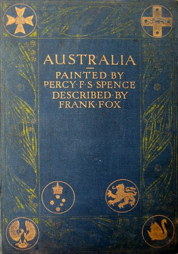 Chromolithography - Australia, Painted and Described