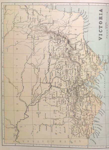 Australia Vol. 1 - Map of Victoria (1873)