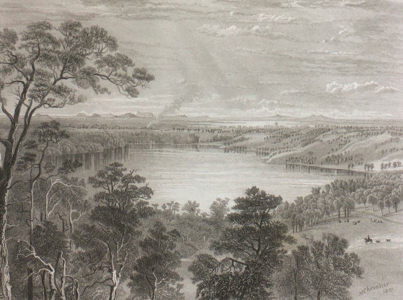 Australia Vol. 1 - The Basin Bank, Victoria (1873)