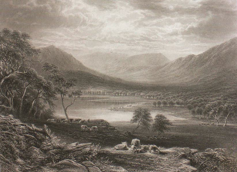 Australia Vol. 1 - Victoria Valley and Mount Caroline (1873)
