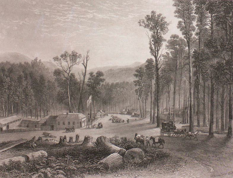 Australia Vol. 1 - Marysville, Victoria (1873)