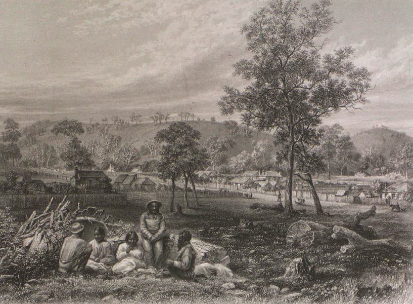 Australia Vol. 1 - Mount Laura, Camperdown (1873)