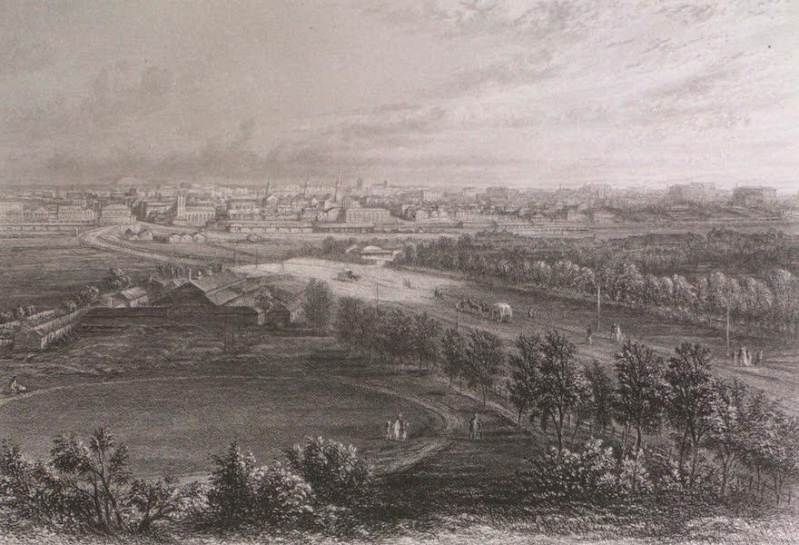 Australia Vol. 1 - Melbourne from St. Kilda Road (1873)