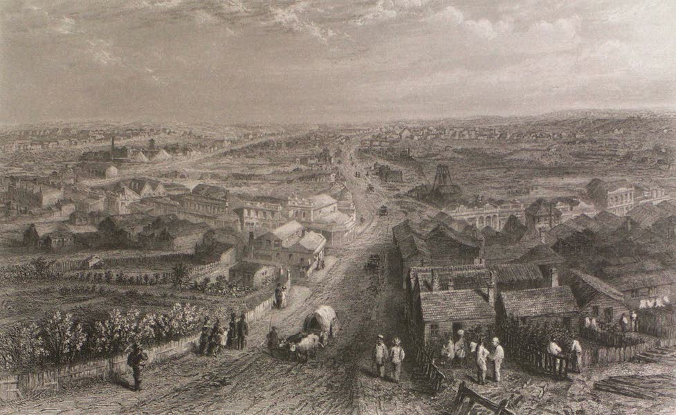 Australia Vol. 1 - Ballaarat, Victoria (1873)