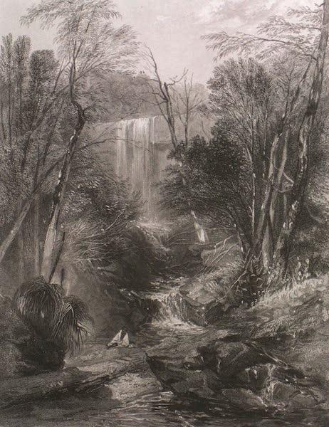Australia Vol. 1 - Willoughby Falls, near Sydney (1873)
