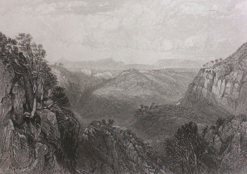 Australia Vol. 1 - View from Top of Grose Head (1873)