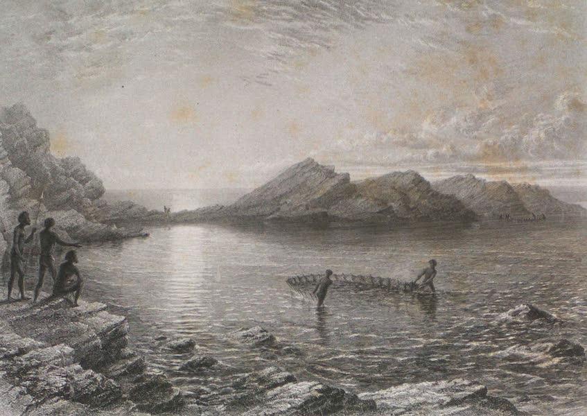 Australia Vol. 2 - Australian Aboriginals Fishing (1873)