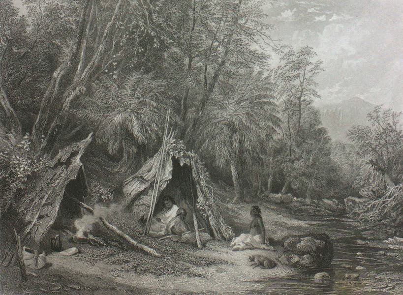 Australia Vol. 2 - Native Encampment (1873)