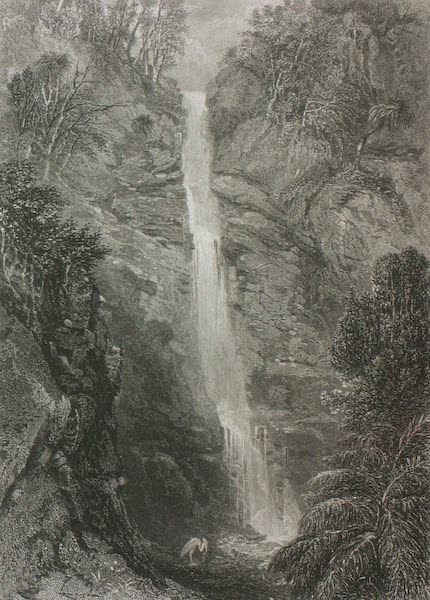 Australia Vol. 2 - Waterfall near Adelaide (1873)
